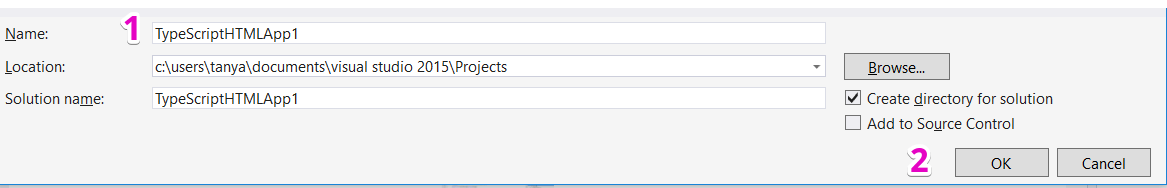 addtypescript