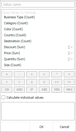 addcalculatedvalue